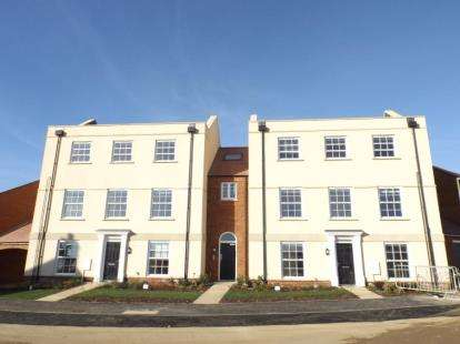 2 Bedrooms Flat for sale in Hardwick Hill, Banbury, Oxfordshire