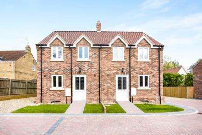 3 Bedrooms Semi Detached House for sale in Sycamore Crescent, 91 High Street, Chatteris
