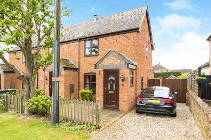 2 Bedrooms End Of Terrace House for sale in The Granary, Breach Road, Grafham, Huntingdon
