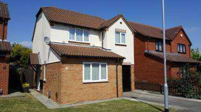 3 Bedrooms Detached House for sale in Stanshaws Close, Bradley Stoke, Bristol, Gloucestershire