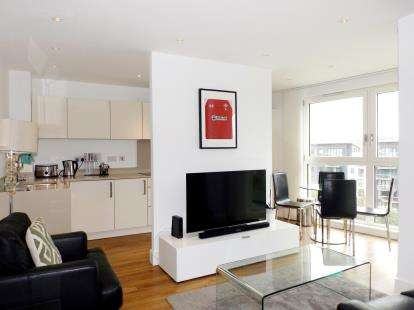 1 Bedroom Flat for sale in Gillespie Court, 9 Queensland Road, London