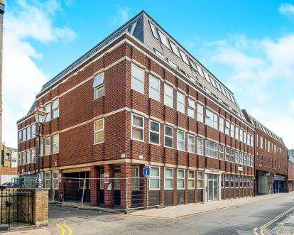 2 Bedrooms Flat for sale in Priestgate, Peterborough, Cambridgeshire