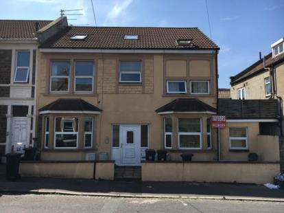 1 Bedroom Flat for sale in Stirling Road, Brislington, Bristol