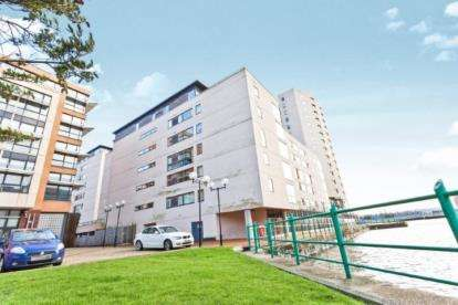 2 Bedrooms Flat for sale in Altair House, Falcon Drive, Cardiff, Caerdydd