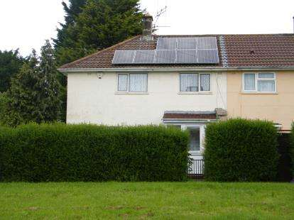 3 Bedrooms Semi Detached House for sale in Cotman Walk, Lockleaze, Bristol