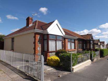 2 Bedrooms Bungalow for sale in Northville Road, Bristol, Somerset