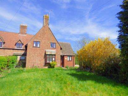 2 Bedrooms Semi Detached House for sale in The Green, Highnam, Gloucester, Gloucestershire