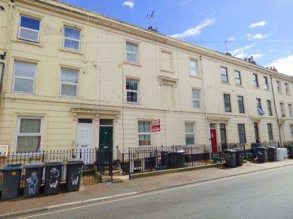 2 Bedrooms Flat for sale in Wellington Street, Gloucester, Gloucestershire