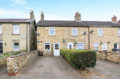 3 Bedrooms End Of Terrace House for sale in St. Neots Road, Sandy, Bedfordshire