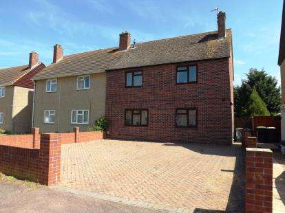 3 Bedrooms Semi Detached House for sale in Laburnham Road, Biggleswade, Bedfordshire