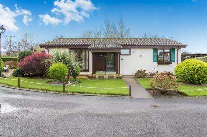 2 Bedrooms Bungalow for sale in Old Manor Park, Church Road, Grafham, Huntingdon