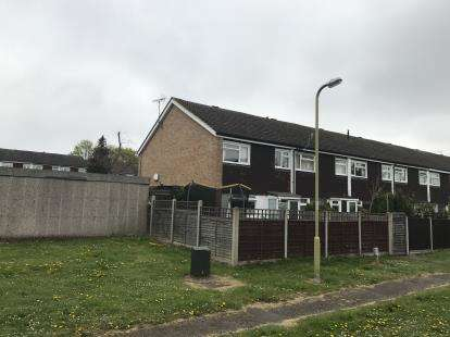3 Bedrooms End Of Terrace House for sale in Swanstand, Letchworth Garden City, Hertfordshire