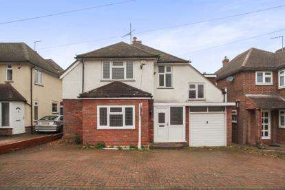 5 Bedrooms Detached House for sale in Fairford Avenue, Luton, Bedfordshire