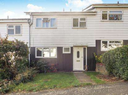 3 Bedrooms Terraced House for sale in Sempill Road, Hemel Hempstead, Hertfordshire, England