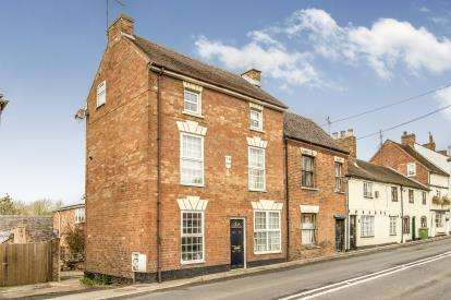 3 Bedrooms Semi Detached House for sale in Oxford Street, Southam, Warwickshire