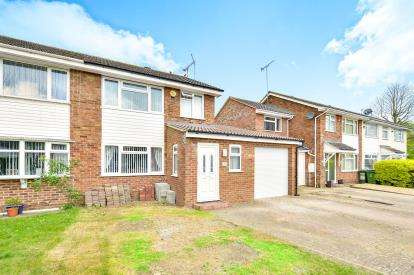 3 Bedrooms Semi Detached House for sale in Walton Heath, Bletchley, Milton Keynes, Buckinghamshire