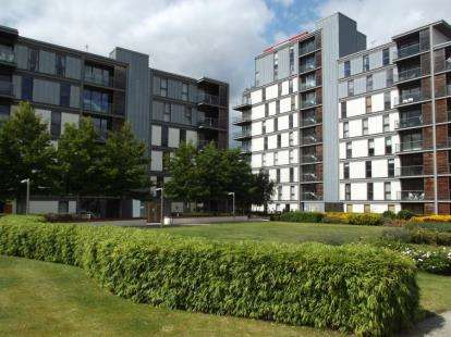 2 Bedrooms Flat for sale in Jasper House, 9 Merrivale Mews, Milton Keynes