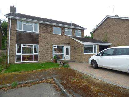 5 Bedrooms Detached House for sale in Orchard Close, Milton Malsor, Northampton, Northamptonshire