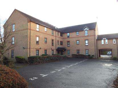 1 Bedroom Flat for sale in Albany Walk, Peterborough, Cambridgeshire