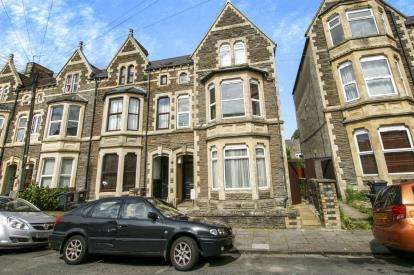 1 Bedroom Flat for sale in Claude Road, Roath, Cardiff, Wales
