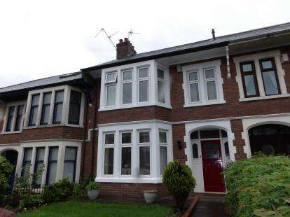 3 Bedrooms House for sale in Ambleside Avenue, Roath Park, Cardiff