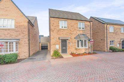 4 Bedrooms Detached House for sale in Roma Road, Peterborough, Cambridgeshire, United Kingdom