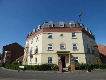 2 Bedrooms Flat for sale in Claydon Road, Redhouse, Swindon, Wiltshire