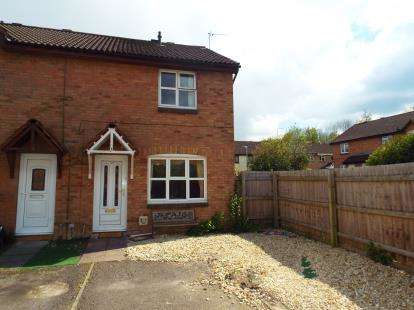 3 Bedrooms End Of Terrace House for sale in Tamworth Drive, Ramleaze, Swindon, Wiltshire