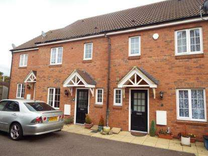 3 Bedrooms Terraced House for sale in Brick Kiln Road, Stevenage, Hertfordshire, England