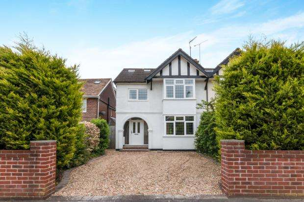 5 Bedrooms Semi Detached House for sale in Basingstoke, Hampshire