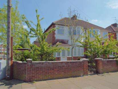 3 Bedrooms Semi Detached House for sale in Alton Road, Aylestone, Leicester, Leicestershire