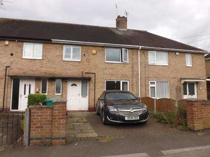 3 Bedrooms Terraced House for sale in Summerwood Lane, Clifton, Nottingham