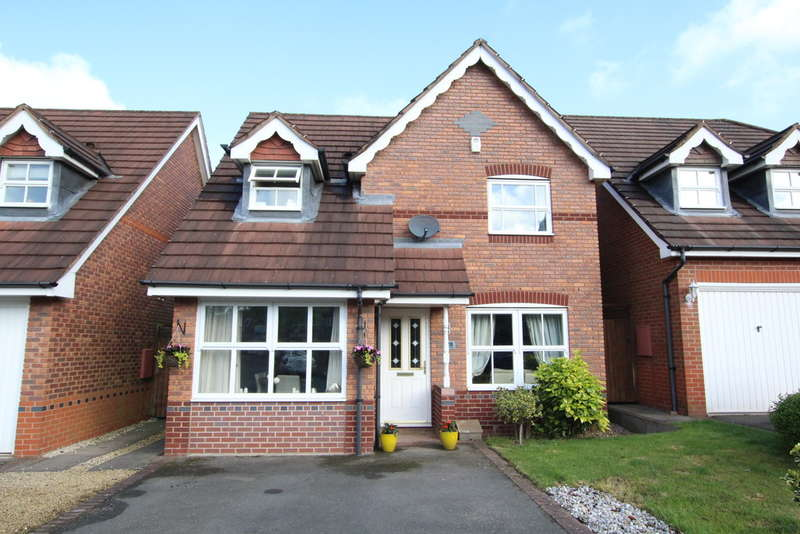 3 Bedrooms Detached House for sale in Yeomans Way, Sutton Coldfield, B75 7TZ