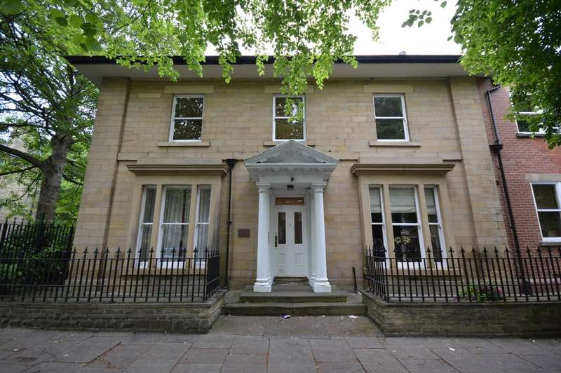 2 Bedrooms Flat for sale in Wentworth Lodge, Wentworth Terrace