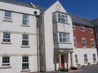 Flat for sale in West Street, Axminster, Devon