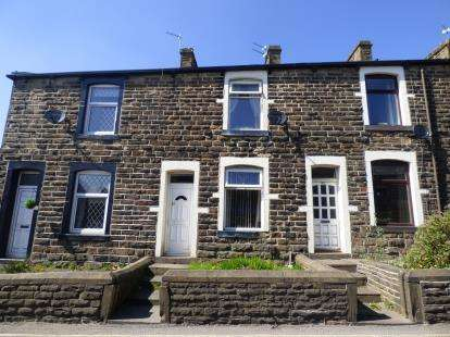 2 Bedrooms End Of Terrace House for sale in Burnley Road, Briercliffe, Burnley, Lancashire