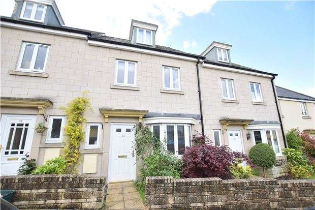 4 Bedrooms Terraced House for sale in Clarks Way, BATH, Somerset, BA2 2TR