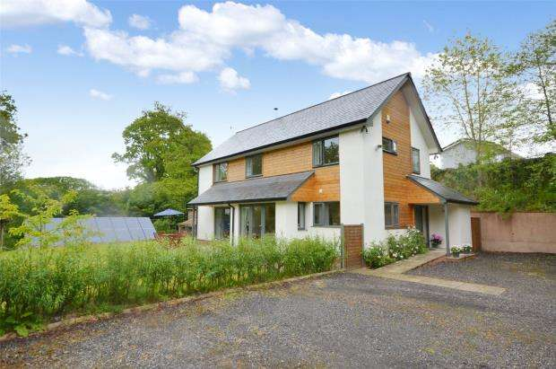 4 Bedrooms Detached House for sale in Tedburn St Mary, Exeter, Devon