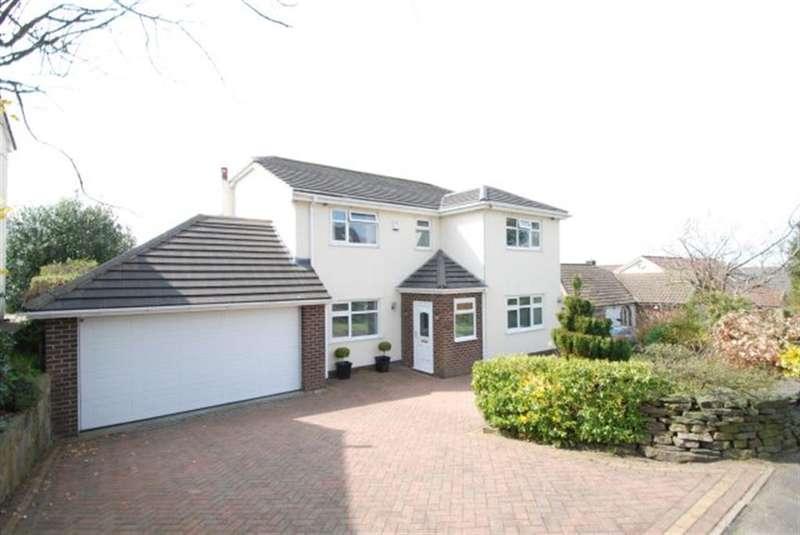 4 Bedrooms Detached House for sale in Mottram Old Road, Stalybridge, cheshire, SK15 2TE