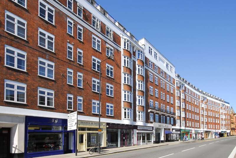 2 Bedrooms Flat for sale in Fulham High Street, Bishop's Park, SW6