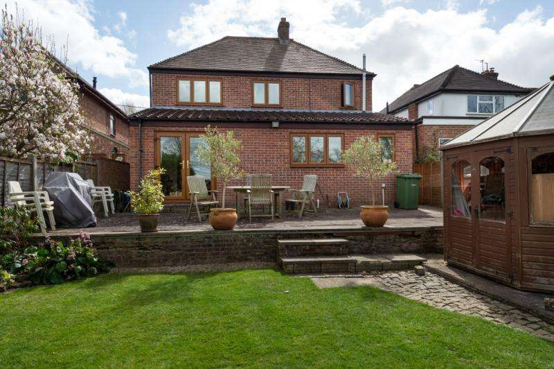 5 Bedrooms Detached House for sale in Norreys Road, Cumnor, Oxford