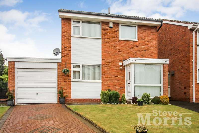 3 Bedrooms Detached House for sale in Squires Croft, Walmley, Sutton Coldfield B76