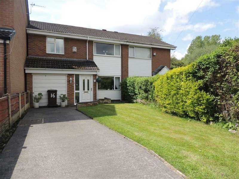 4 Bedrooms Property for sale in Coppice Walk, Denton, Manchester