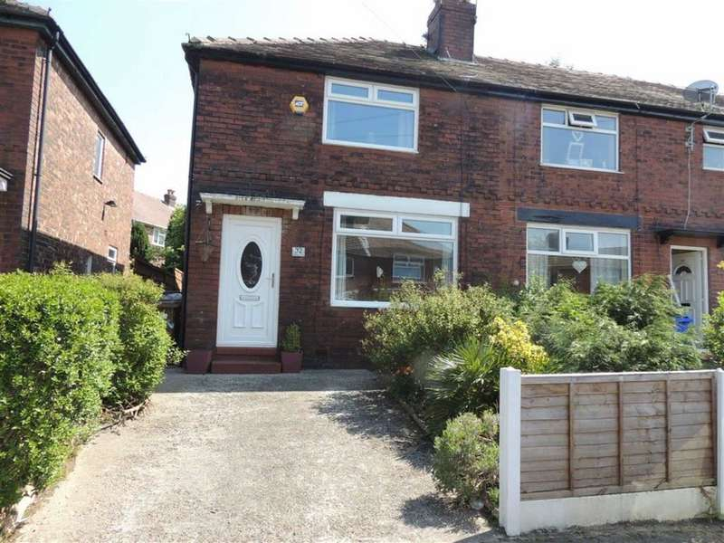 3 Bedrooms Property for sale in Bell Clough Road, Droylsden, Manchester