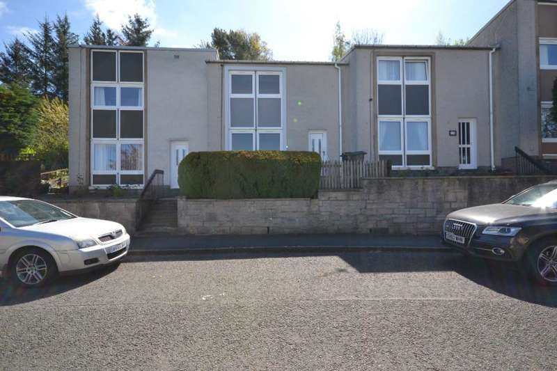 2 Bedrooms Terraced House for sale in 18, Stonefield Place Hawick, TD9 0EZ