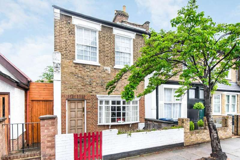 3 Bedrooms House for sale in Cunnington Street, Chiswick W4