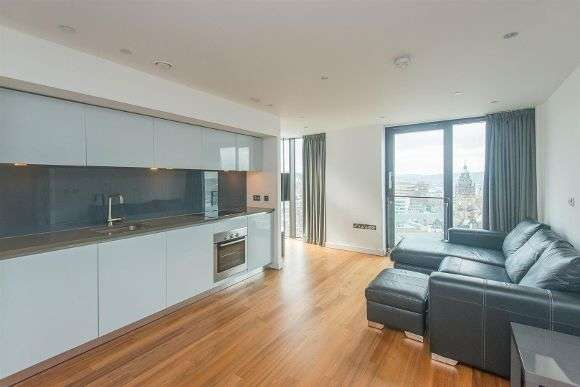 1 Bedroom Flat for sale in St Pauls Square, Sheffield