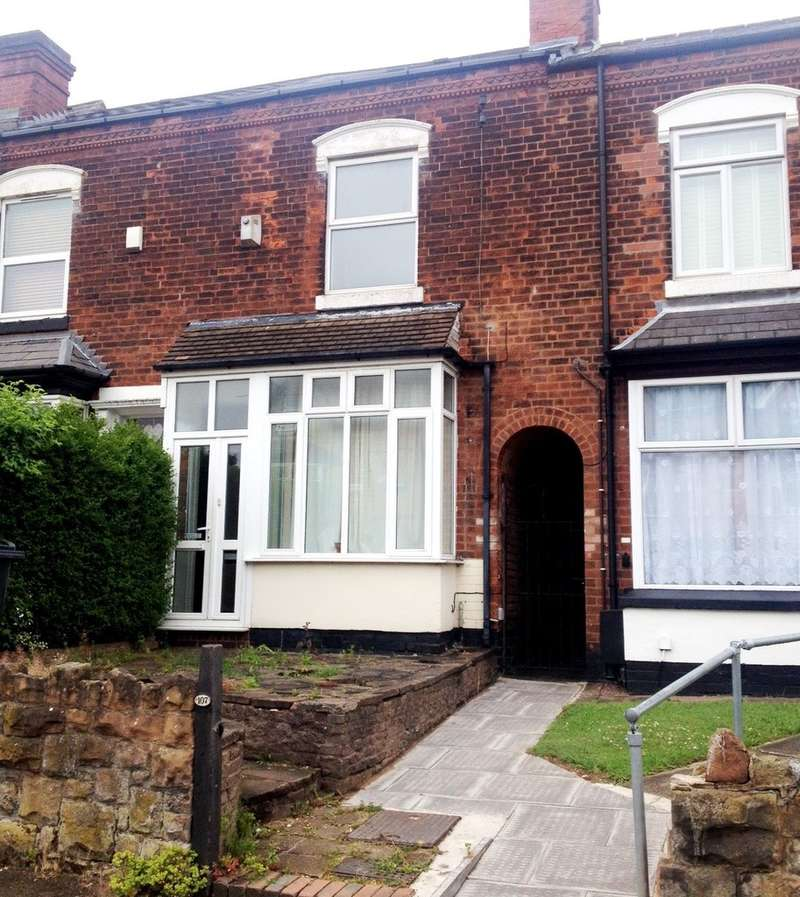 2 Bedrooms Terraced House for sale in Court Lane, Erdington