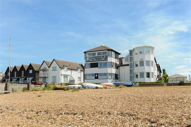 3 Bedrooms House for sale in Island Wall, Whitstable