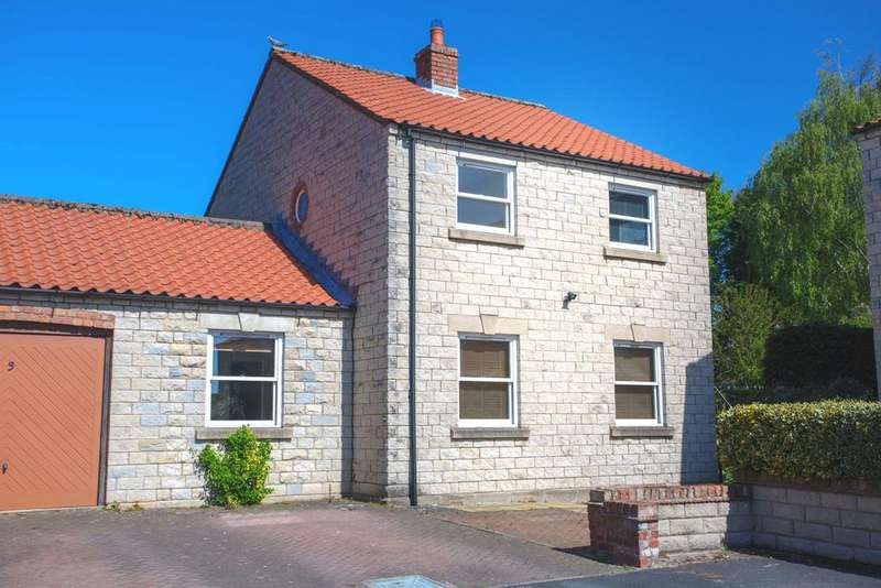4 Bedrooms Link Detached House for sale in Bellaby Park, Nawton, York, YO62
